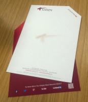 Kaisen Training letterheads